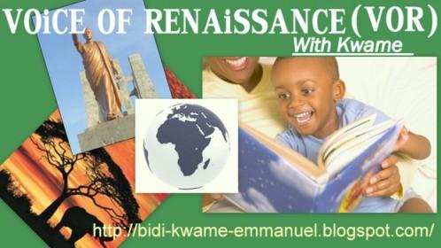 Kwame's African Renaissance Blog