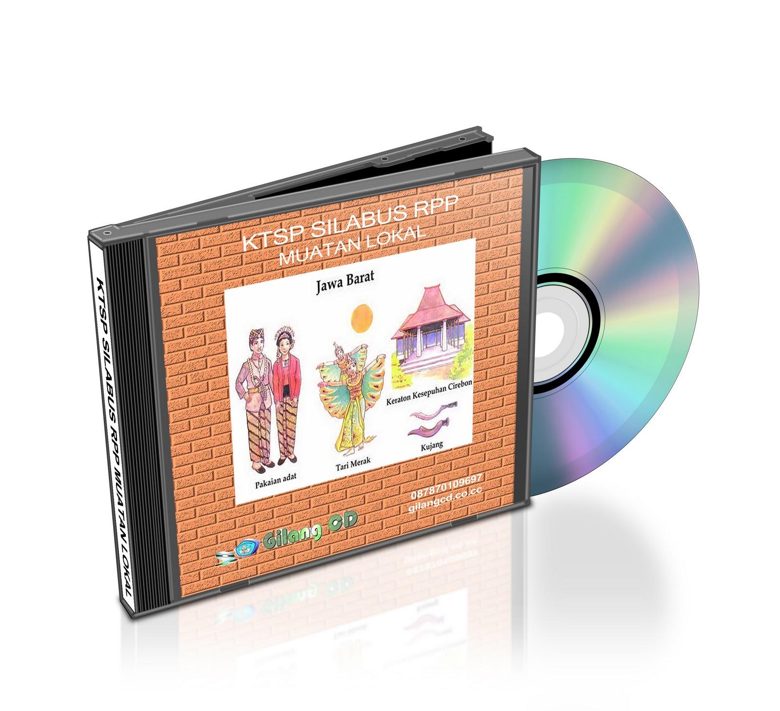 CD berikut berisi materi-materi mengenai Muatan Lokal (Mulok). Anda ...