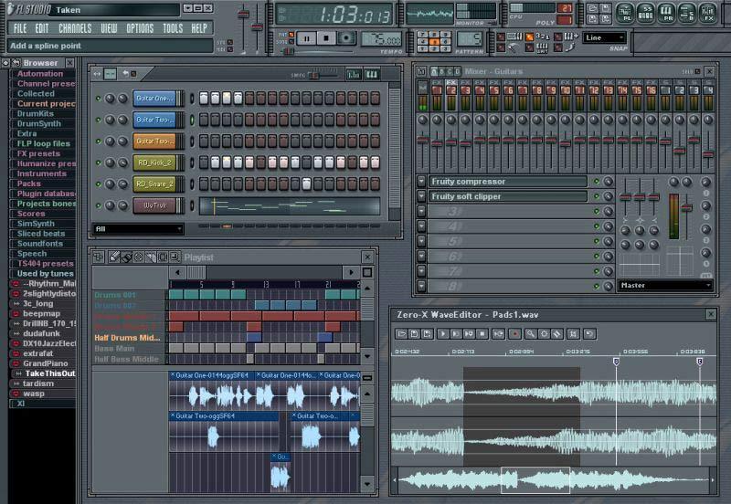 descargar fl studio 10 full espanol 1 link