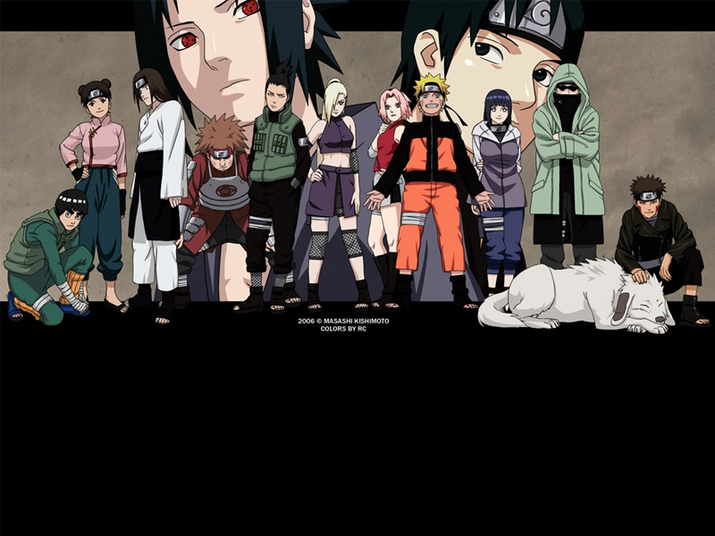 naruto shippuden wallpaper 2010