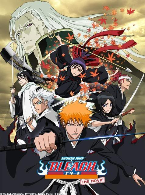 Bleach Movie Posters