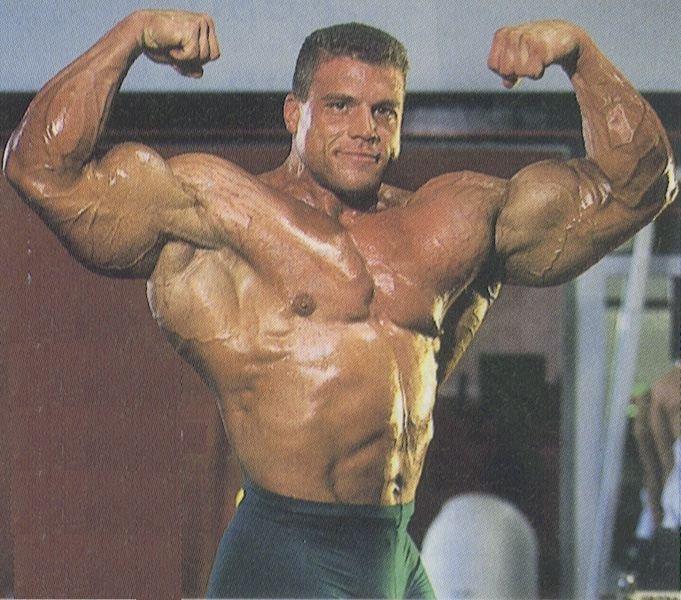 milos sarcev steroids