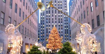 Union Square 1st Ward Grapevine Christmas Windows Walking Tour