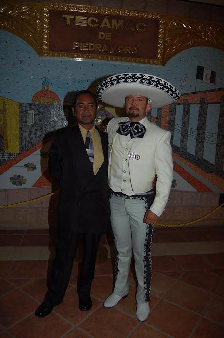 Alejandro Dávick y Miguel Angel Pérez