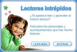 LECTORES INTREPIDOS