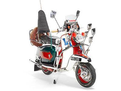 "Bonhams to Offer ""Jimmy's"" Quadrophenia Scooter Replica at Beulieu ..."