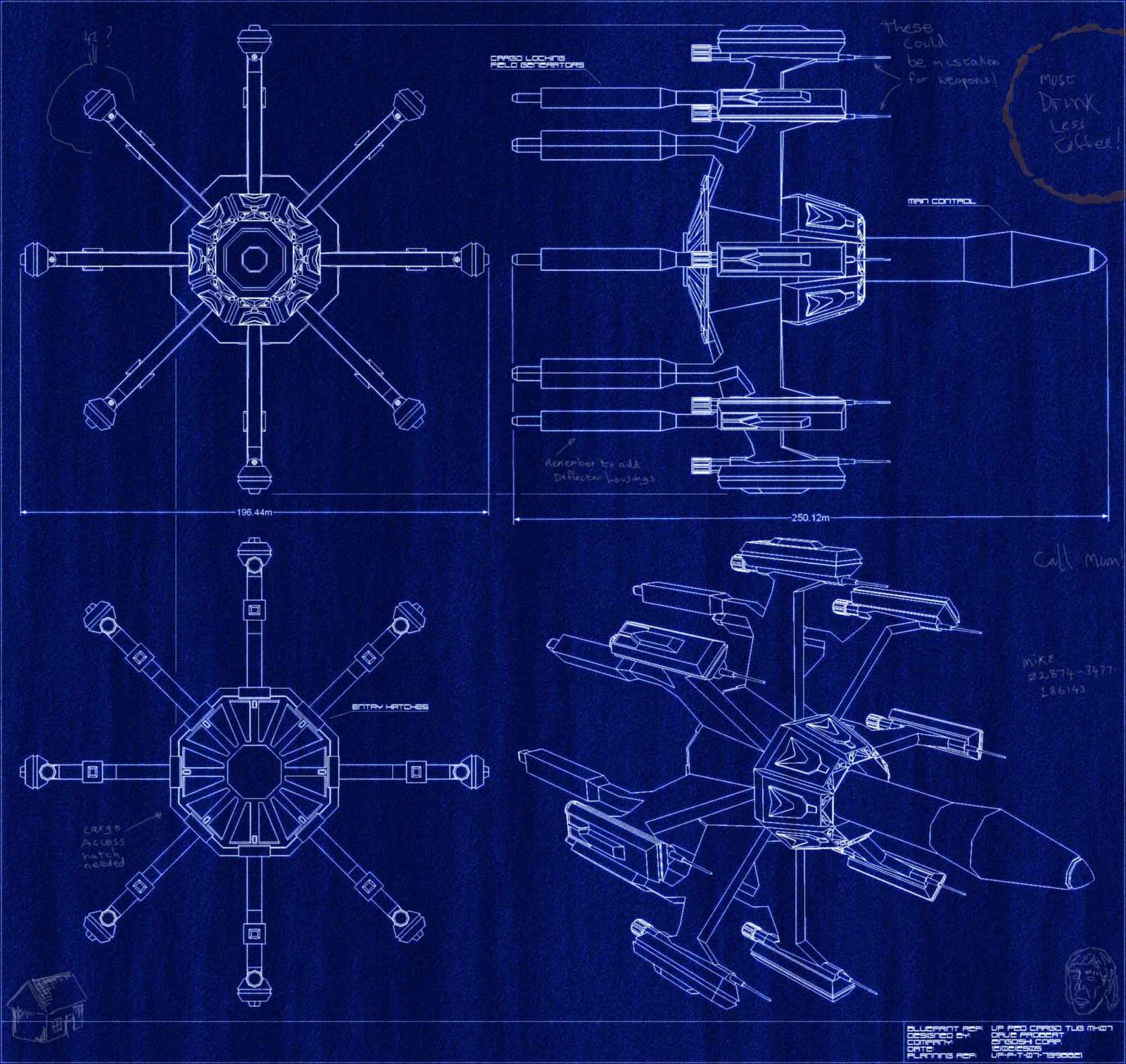 Design Context Blueprints