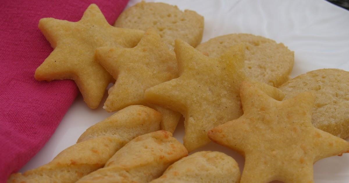 Joanna's Food: Cheesy biscuits