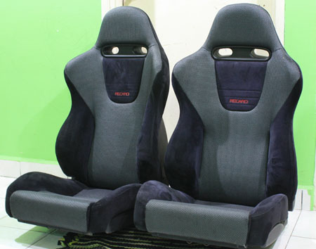 dingz garage seat recaro evo 5. Black Bedroom Furniture Sets. Home Design Ideas