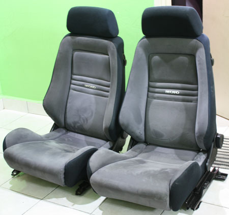 Dingz garage seat recaro evo 1 complete for Garage seat 78