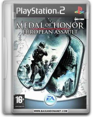 Download Medal of Honor: European Assault | PS2 | NTSC