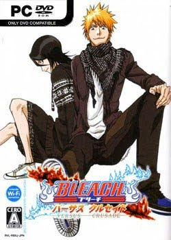 capa1o Download Bleach: Versus Crusade   Pc