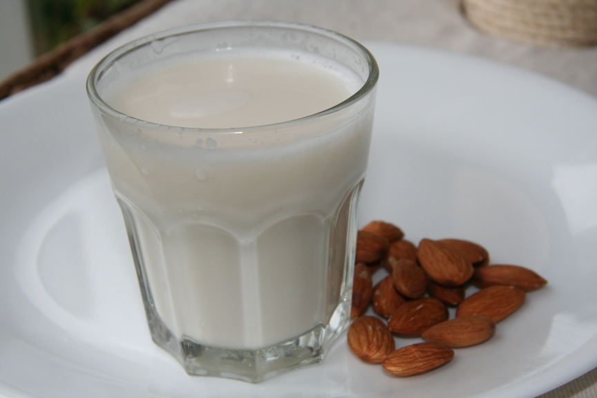 Milk and anemia adults