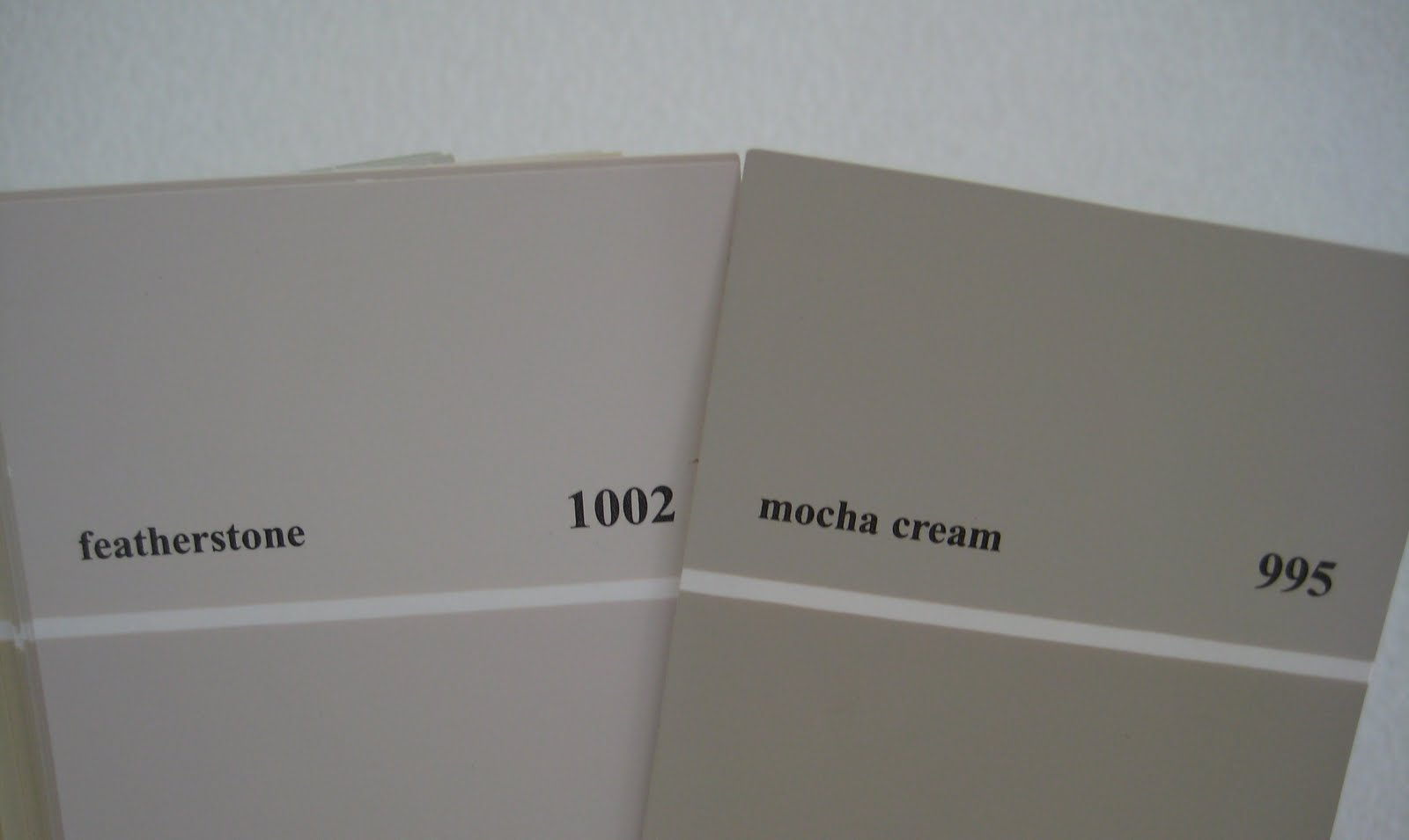 Benjamin moore natural cream - Recipe Mocha Cream Benjamin Moore 8