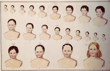 Mach Heads ~ 19th C. Dolls as Toys