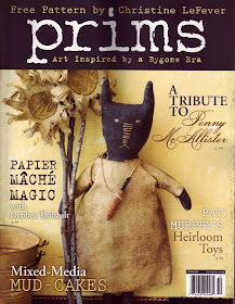 Prims Magazine, October, 2010