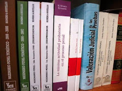 Libros sobre el Proceso Penal