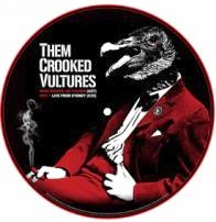 Them Crookerd Vultures free download