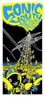 Sonic Youth tour 2011 album noise