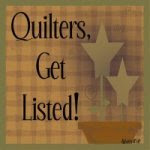 Just Us Quilters...
