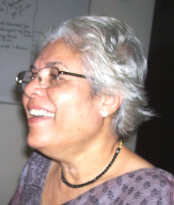Laksmi Radhakrishnan, Chairperson, Madras Dyslexia Association