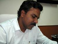 Dr Santhosh Babu IAS