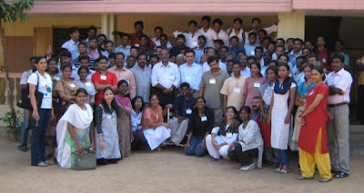 Participants of Action 2020 UnConference held at Chennai on 17th Jan 2009 organised by India Vision 2020 group