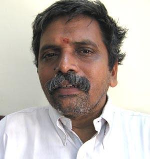 M R Venkatesh, Senior journalist, Chennai