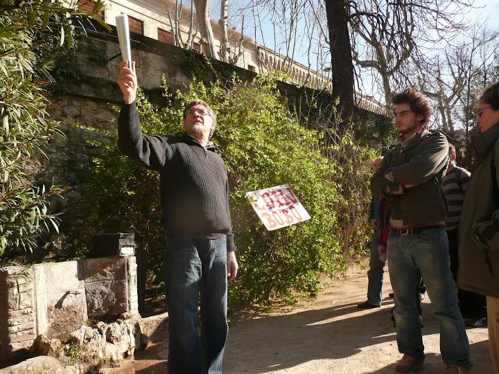 S te canal maritime montpellier croix d 39 argent visite du jardin des plantes - Pharmacie du jardin des plantes ...