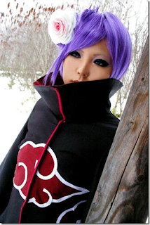  Konan Cosplay Wallpaper