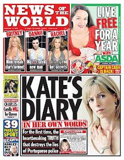 Kate McCann's Diary Notw140908