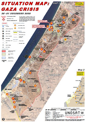Gaza Strip Conflict Explained