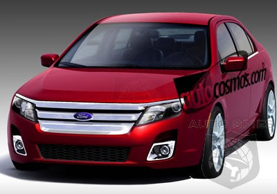The 2010 Ford Fusion Hybrid is