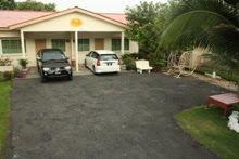 Ruang parking yang luas