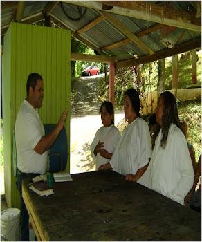 2do bautismo de la Iglesia Cristiana Casa de Júbilo y Consagración