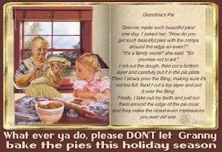 Grandma's Pies