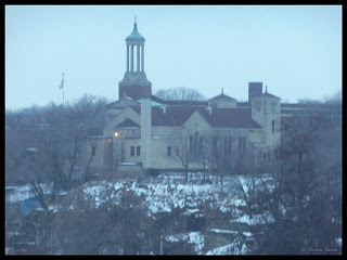 church on the hill, Joliet, Illinois