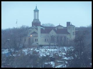 church on the hill, Joliet, Illinois