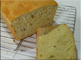 sunny orange bread