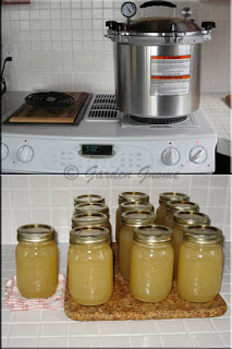 canning chicken stock