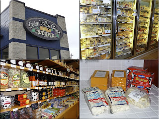 Cedar Valley Cheese Store, Belgium, Wisconsin