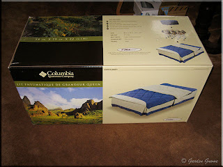 Columbia Air Bed