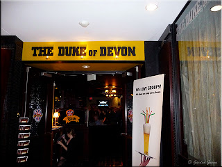 The Duke of Devon