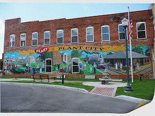 Plant City Wall Mural