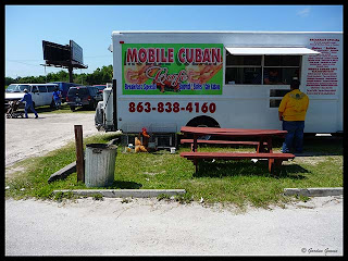 Cuban Mobile food truck