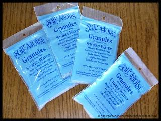 SoilMoist™ packets