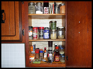 small container spice cabinet