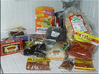 Bravo supermarket purchases