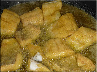 coated pickerel pay frying