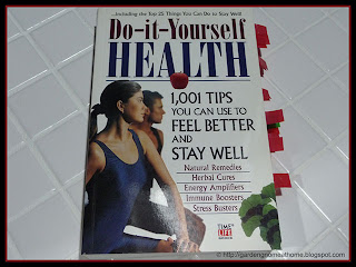 Do-it-Yourself Health ISBN 0-7835-4939-3
